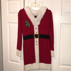 Christmas Dress Ugly Sweater Dress